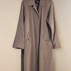 full length trench coat
